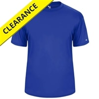 Sun Shield Tee for Men. Sizes S-3XL, Royal, White