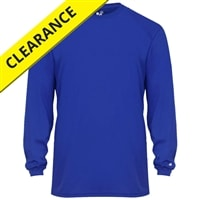 UV Defender L/S Shirt for Men.  Sizes S-3XL, Royal, White