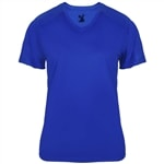 Sun Shield Tee for Women. Sizes S-2XL, Royal, White