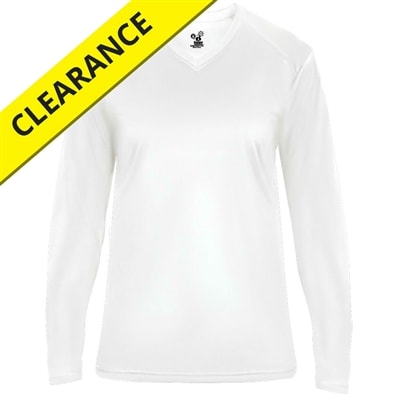 UV Defender L/S Shirt for Women.  Sizes S-2XL, Royal, White