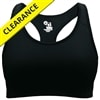Kanga Sports Bra. Sizes S-2XL, black or hot pink