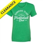 Bainbridge Island Tee for Women, available in size S-2XL