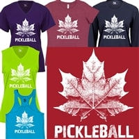 Canada Pickleball Shirt