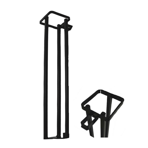 Net Post Ball Holder, choose from three versions for tennis net, chain link fence or USAPA Portable Net