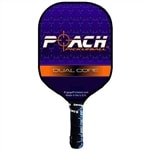 The first dual core pickleball paddle, the Poach Composite Paddle