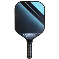 The Encore X Pickleball paddle by EngagePickleball-choose from several colors