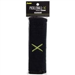 Pickleball-X Headband, choose from black or white