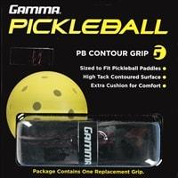 Cushion Contour Pickleball Grip by Gamma