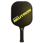 Neutron Graphite Pickleball Paddle by Gamma
