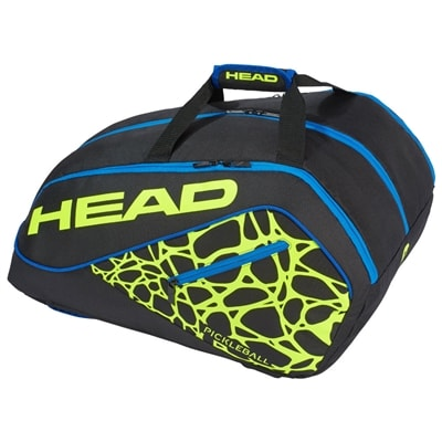 Tour Team Supercombi Pickleball Bag, lots of compartments to store all your gear.