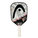 Radical Pro L Composite Pickleball Paddle, polymer core and fiberglass face.