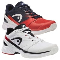 Sprint Pro Shoe by Head for Men in white/black or red/black