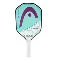 Xtreme Pro L Composite Pickleball Paddle, polymer core and fiberglass face.