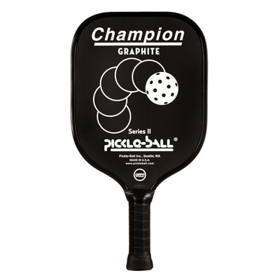Vintage Champion Graphite Series II Paddle