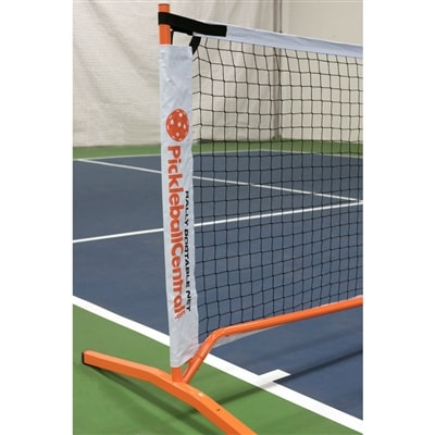 Replacement Net for Rally Portable Net System (orange frame)
