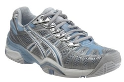 The Outdoor Pickleball Court Shoe for Women - ASICS GEL Resolution 3 (DISCONTINUED)