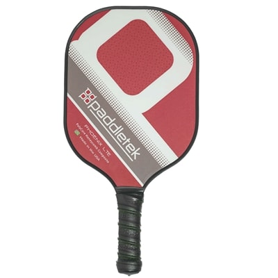 The Phoenix Lte Pickleball Paddle is a great starter paddle for players just entering the sport.