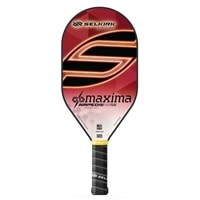 AMPED Maxima X5 FiberFlex Paddle, choose from blue, green red or purple