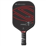 Pro S1G Polymer Graphite Pickleball Paddle, choose from middle or heavyweight and thin or standard grip.