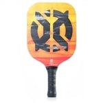 Inferno Aluminum Paddle, hyper-lite performance allows for quick reaction at the net.  Choose from black or yellow.