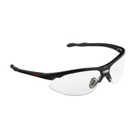 NVUE Protective Eyewear by Wilson, choose from green or white frames with adjustable sidearms