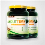 about time ve, vegan protein from sdc nutrition