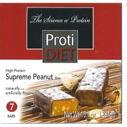 high protein bars from protidiet