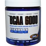 bcaa 6000 leucine heavy branched chain amino acids from gaspari nutrition
