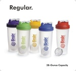 blender bottle with the blendball shaker bottle