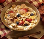 crunch cereals from balanced protein diet