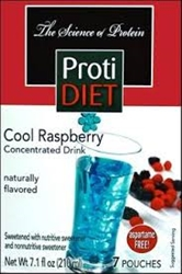 protein concentrate drink from protidiet