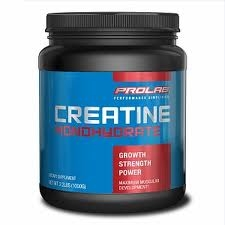 creatine monohydrate from prolab