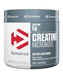 creatine mirconized 500 g from dymatize