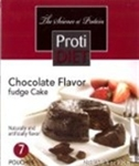 chocolate flavor fudge cake from protidiet