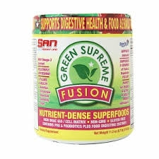 green supreme fusion superfood from san