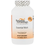 complete chewable multi formula vitamins from bariatric advantage