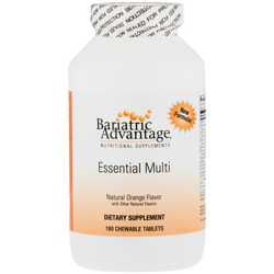essential multi chewable vitamins from bariatric advantage