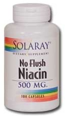 no flush niacin from solaray