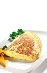 bacon cheese omelette mix from protidiet