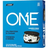 oh yeah! one bar - high protein very low carb bar