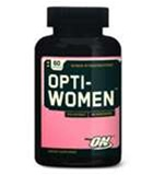 opti-women multi vitamin from optimum nutrition