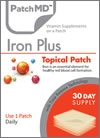 iron plus topical patch from patchmd