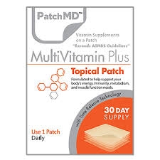 multivitamin patch plus from patchmd