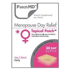 patchmd topical patch delivery system