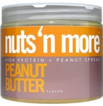 natural high protein peanut butter from nuts 'n more