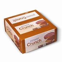 power crunch bars from bionutritional