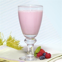 smoothies from balanced protein diet