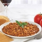 spaghetti bolognese from healthy diet