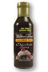 calorie free, sugar free syrups from walden farms
