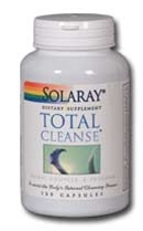 total cleanse multisystem from solaray